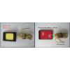 全新日行灯 COB超高亮超薄 LED爆闪转向控制器 大功率