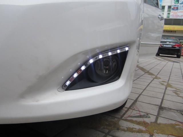 06-09款丰田卡罗拉专用日行灯 卡罗拉雾灯改装灯