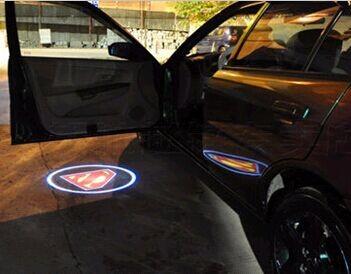 汽车专车专用迎宾灯照地灯