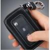 大眾邁騰鑰匙包真皮途觀鑰匙包途銳CC專用新帕薩特鑰匙包
