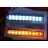 三排日行灯led大功率超亮带转向通用汽车日间行车灯