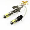 H1/H3 COB 7.5W 大功率5LED 透镜雾灯