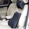 汽車頭枕車用靠墊靠背靠腰枕腰墊記憶棉靠枕 辦公座椅頭枕腰枕