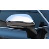 专用于18款丰田八代凯美瑞后视镜罩后视镜亮条后视镜外壳外饰改