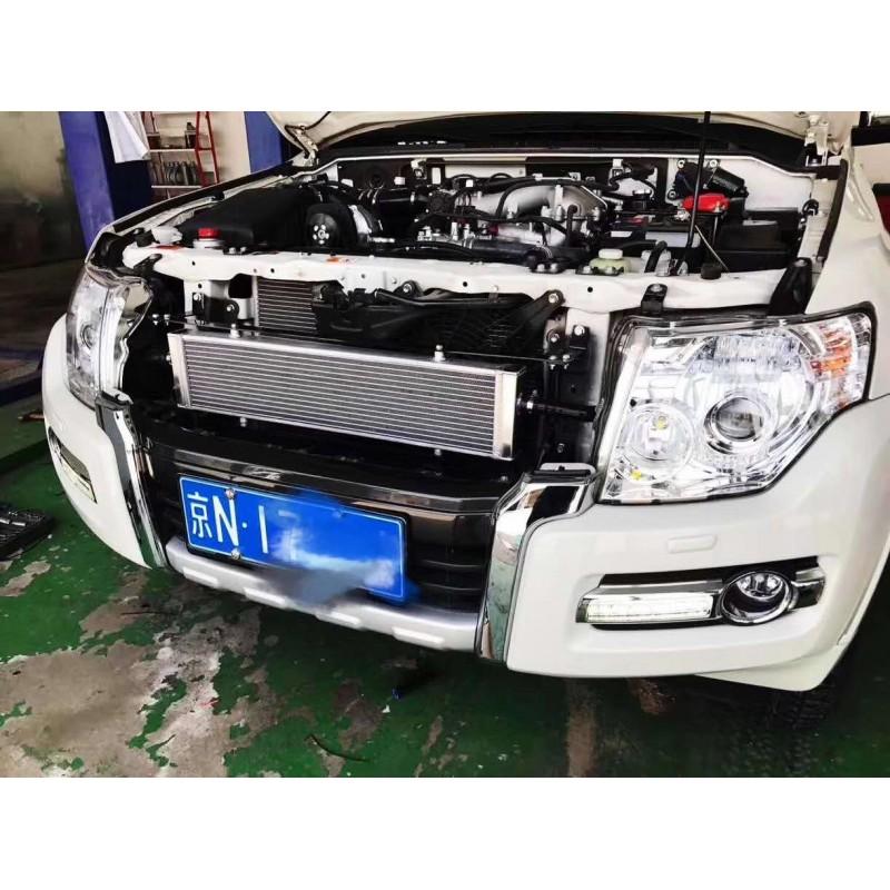 三菱帕杰罗加装HKS机械增压案例 (13)