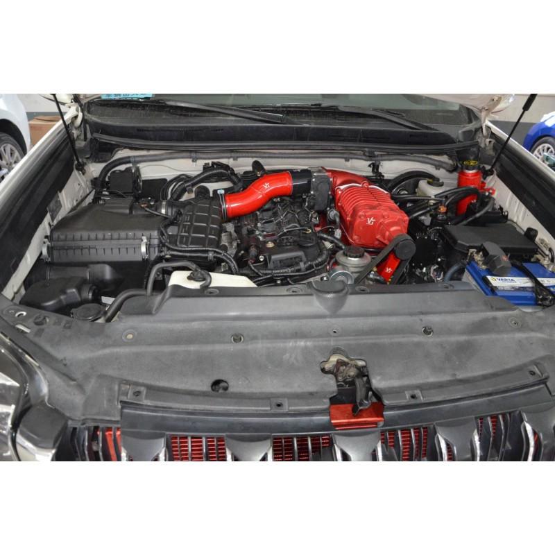 丰田普拉多2700加装VT机械增压案例 (25)