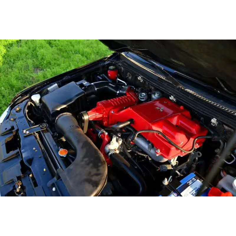 三菱帕杰 V93 加装VT机械增压案例 (6)