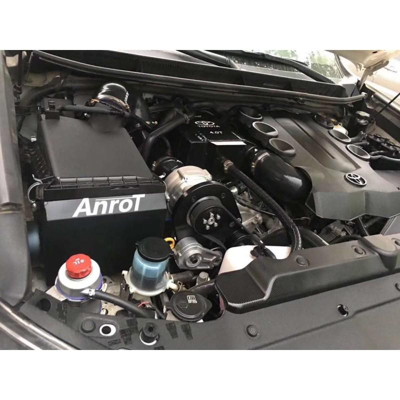 丰田普拉多 4.0 加装HKS机械增压案例 (14)